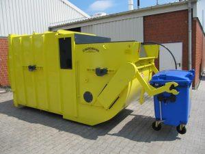 Bergmann MPB 405 Portable Compactor
