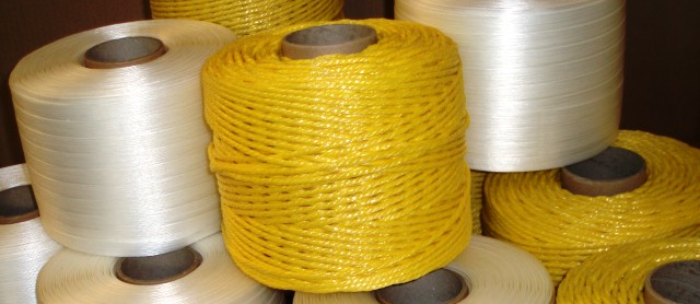 Baler rope and strap supplied by Kenburn