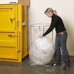 Recycling Rack