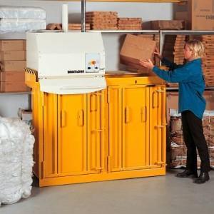 Bramidan MC4 Twin Chamber Baler supplied by Kenburn