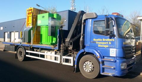 Refurbished Bergmann BRC & Bramidan Mill Size Baler - Kenburn