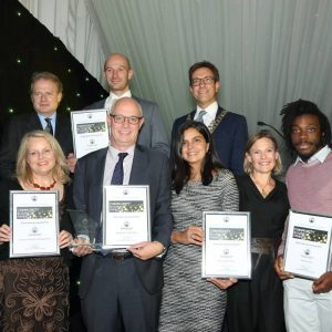 St Albans Chamber of Commerce Community Business Awards 2018 - Green Business Award