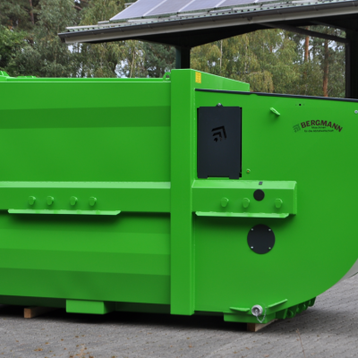 MPB 414 wet waste compactor